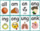 2nd Grade Fundationally FUN PHONICS Level 2 Letter-Keyword-Sound Flash Cards