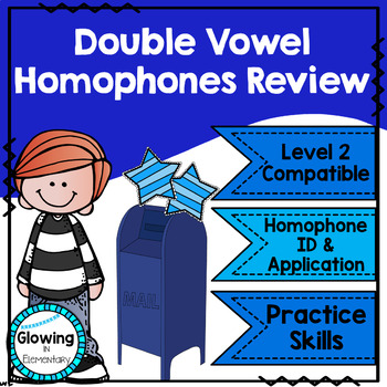 Fundations Level 2 Units 10 & 11 Homophones