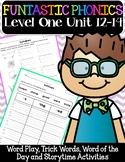 FUNtastic Phonics Level 1 Unit 12-14