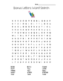 Double L, F and S Word Search
