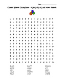 Closed Syllable Exceptions OLD, OLT, OST, IND, ILD Word Search