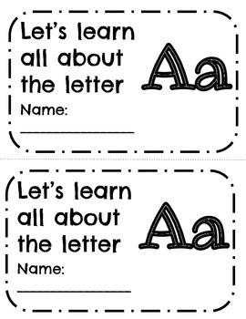 ABC Books! Entire Alphabet!