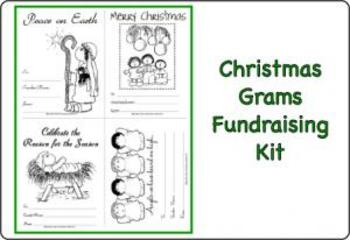 Fundraising KiT CHRISTMAS GRAMS KIT