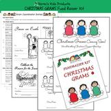 Fundraising Kit CHRISTMAS GRAMS (2 Gram-KIT) (Karen's Kids Editable Printables)