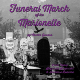 Funeral March of the Marionette by Charles Gounod Musical Lesson Plan