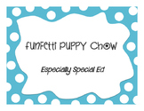 Funfetti Puppy Chow Differentiated Recipes