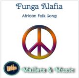 Funga Alafia: African Folk Song
