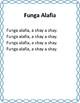 Funga Alafia for Voice, Soprano Recorder, and Orff Accompaniment