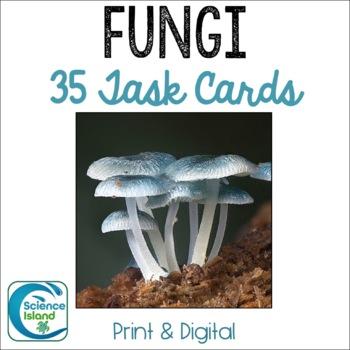 Fungi Task Cards