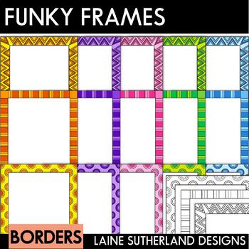 Funky Borders