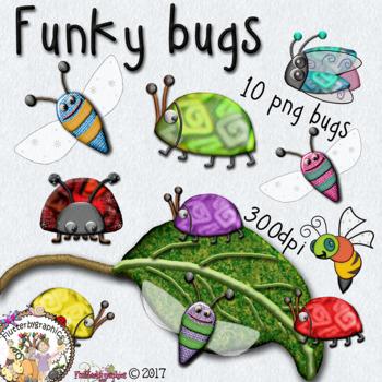 Funky Bugs