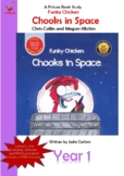 Funky Chicken Chooks in Space Lesson Plan - Year 1