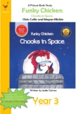 Funky Chicken Chooks in Space Lesson Plan - Year 3