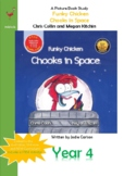 Funky Chicken Chooks in Space Lesson Plan - Year 4