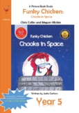 Funky Chicken Chooks in Space Lesson Plan - Year 5
