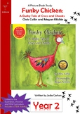Funky Chicken Crocs and Chooks Lesson Plan - Year 2