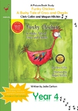 Funky Chicken Crocs and Chooks Lesson Plan - Year 4