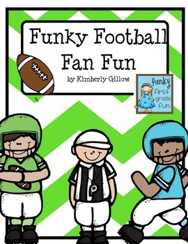 Funky Football Fan Fun