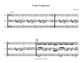 Funky Fragments Drumline Cadence