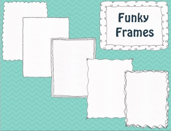 Funky Frames / Borders
