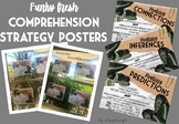 Funky Fresh Comprehension Strategy Posters