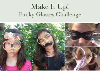 Funky Glasses Design Challenge