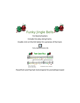 Funky Jingle Bells (for boomwhackers)
