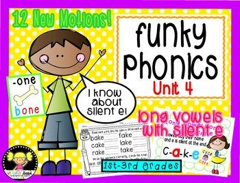 Funky Phonics: Unit 3 & 4 Bundled