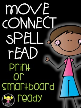 Funky Phonics: Words in Motion {Beginning Blends Edition}