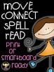 Funky Phonics: Words in Motion {cvc Edition}