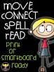 Funky Phonics: Words in Motion {cvce Edition}