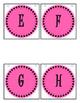 Funky Pink Circle Banner