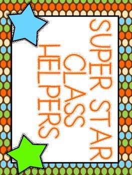 Funky Super Stars Class Jobs