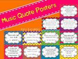 Music Quote Posters- Funkytown