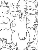Funny Animal Coloring Book 3