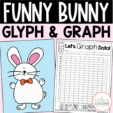 Easter Math Activity with Glyphs and Graphs (Funny Bunnies)