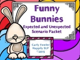 Funny Bunnies: Social Scenario Packet