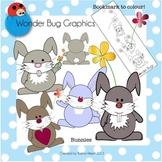 Funny Bunny Clip Art!