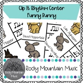 Funny Bunny Clip It Rhythm Center