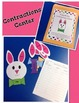 Funny Bunny Contractions Center and Activities