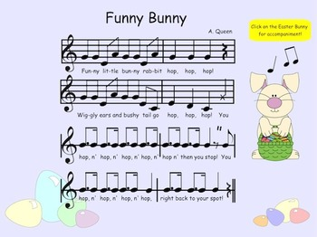 Funny Bunny: Mi-Re-Do