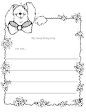 Funny Bunny Writing Activity