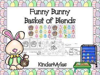Funny Bunny's Basket of Blends