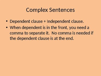 Funny Comma Review and Practice