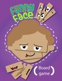 Funny Face - Build a Face Clip Art