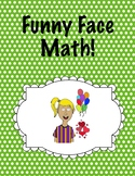 Funny Face Math (Addition) - Glyphs