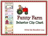 Funny Farm Behavior Clip Chart