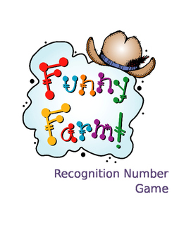 Funny Farm Number Recognition