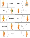 Funny Feelings Puzzles