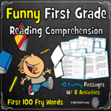 First 100 Sight Word Reading Comprehension - FUNNY